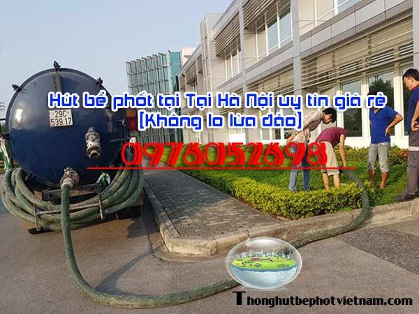 Vì Sao Các bạn nên chọn Công ty Thông Hút Bể Phốt Việt Nam chúng tôi?