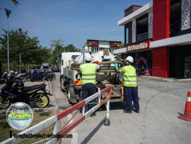 Phân biệt các đơn vị thông hút bể phốt lừa đảo tại Bắc Giang:
