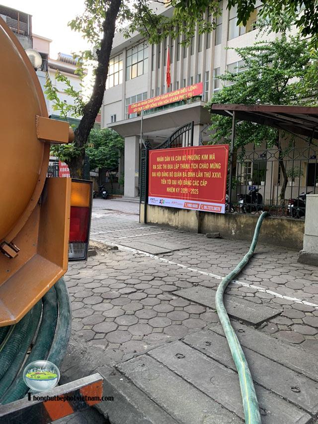 Một số yếu tố nhận biết dịch vụ hút bể phốt uy tín tại Lạng Sơn