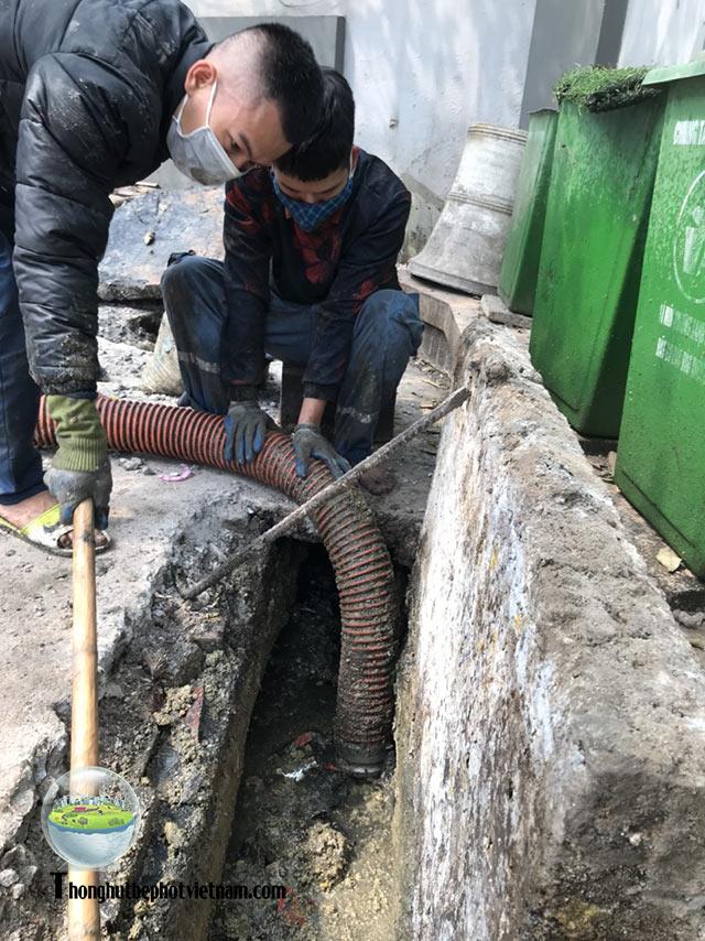 Dịch vụ thông hút bể phốt tại Lào Cai nào uy tín