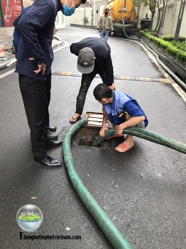 Lý do bạn nên lựa chọn chúng tôi dịch vụ thông hút bể phốt tại Phổ Yên, Thái Nguyên