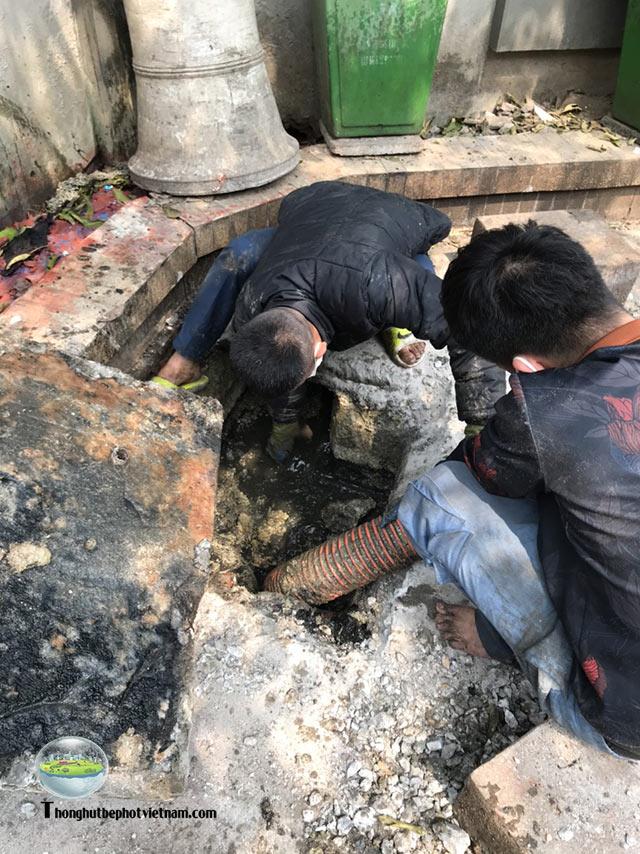Cảnh giác với dịch vụ hút bể phốt lừa đảo tại TP. Nha Trang