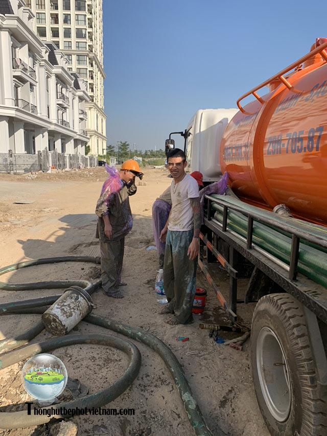 Giới thiệu dịch vụ thông hút bể phốt tại Phú Thọ uy tín giá rẻ không lo lừa đảo