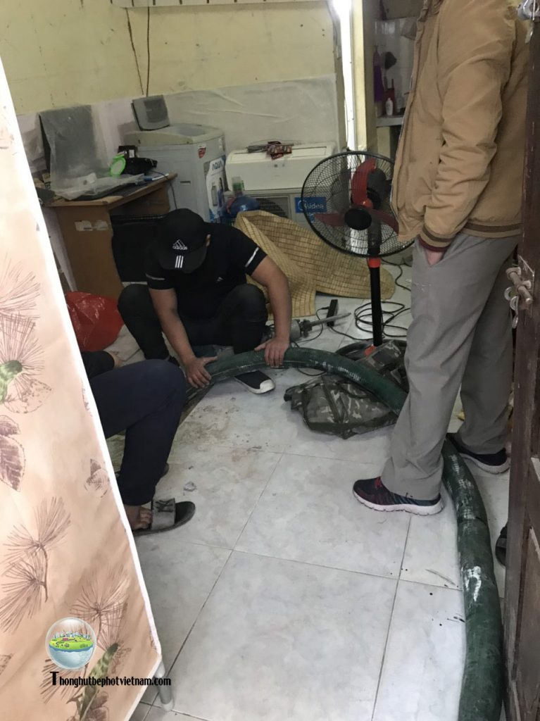 Thông tin về dịch vụ thông hút bể phốt uy tín ở Quảng Ninh