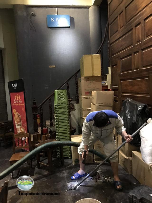 Giới thiệu về dịch vụ hút hầm cầu tại Bình Phước uy tín giá rẻ