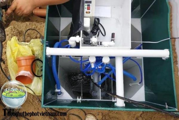 Cách lắp đặt đường ống trong bể phốt đúng chuẩn kỹ thuật