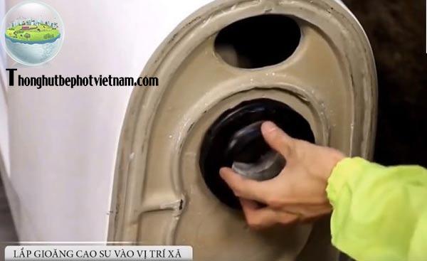 Cách lắp đặt gioăng cao su non bồn cầu đúng chuẩn kỹ thuật1