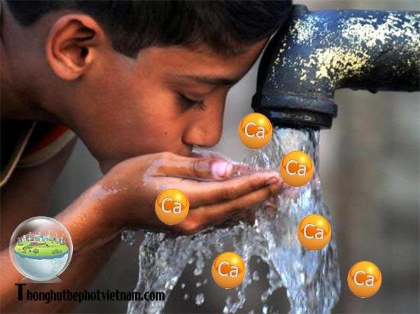 Hướng dẫn cách khử canxi trong nước tại nhà đơn giản hiệu quả