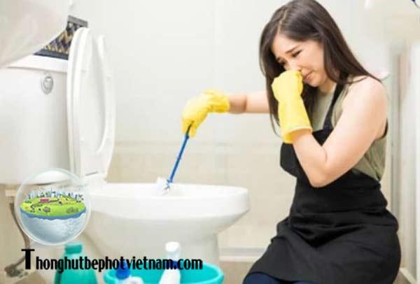 3. Hậu quả nghiêm trọng mùi hôi nhà vệ sinh đối với cuộc sống của mọi người.