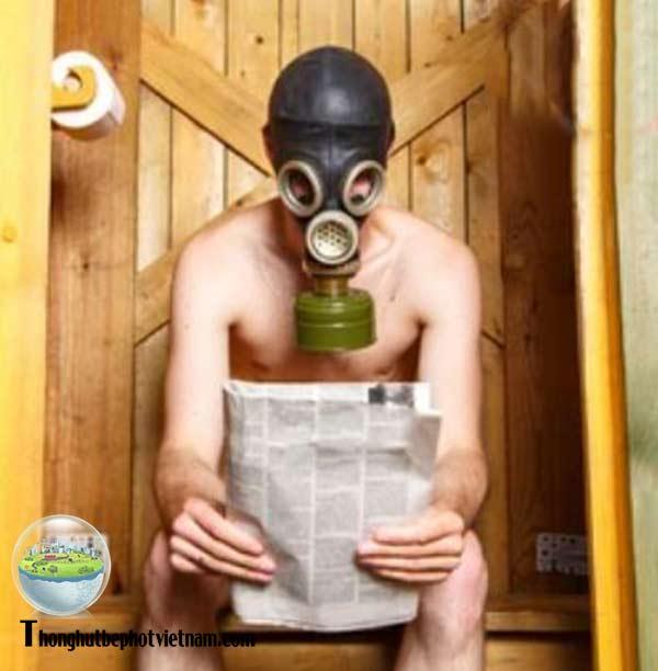 1.Mùi hôi nhà vệ sinh là gì.