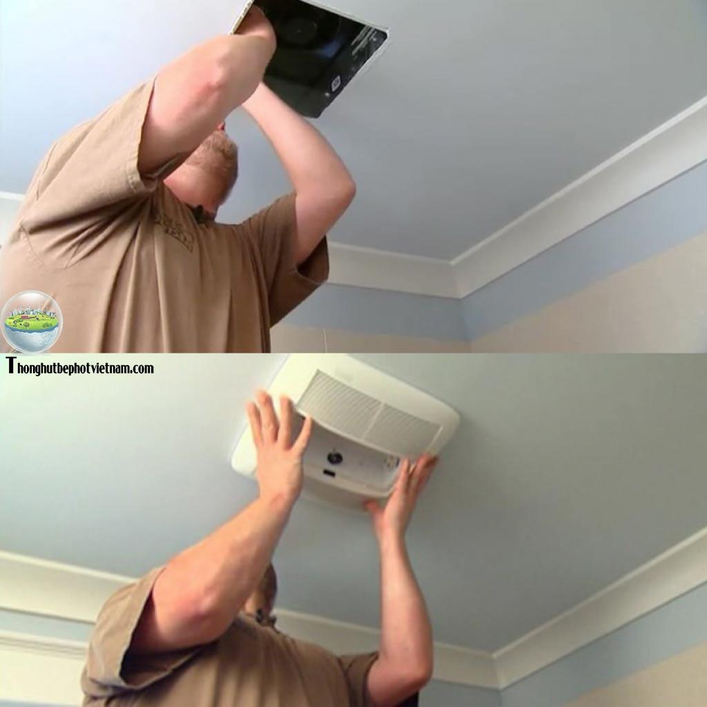 Quạt hút mùi nhà vệ sinh là gì - Cách lắp đặt quạt hút mùi đúng chuẩn kỹ thuật.1
